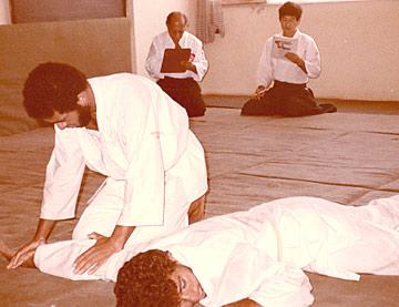 Exame de graduação - Dojo Niterói Shikanai Sensei e Prof. Clovis