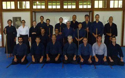 Gasshuku Aikido e Jodo BH.FEV.2015