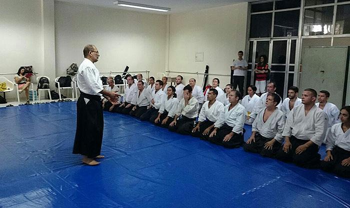 Treino Mensal ARJ Clube Militar Agosto 2014