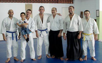 Comemoração 35 anos de Aikido Prof. Alberto 28.03.2013