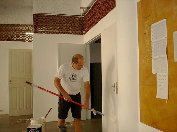 Hombu Dojo (HD) A.R.J.