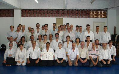 Agatsukai 2012 Aikido Rio de Janeiro
