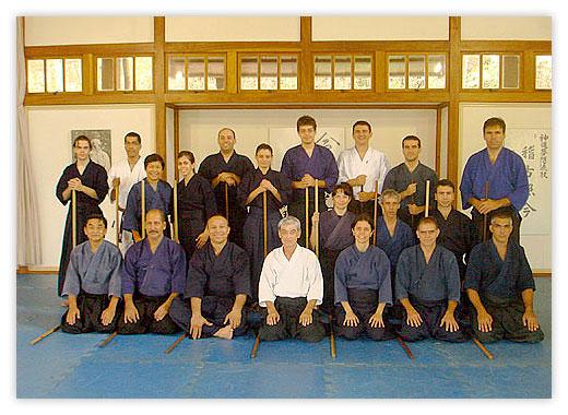 Seminário de Jodo | Dojo EN – Belo Horizonte – 2010