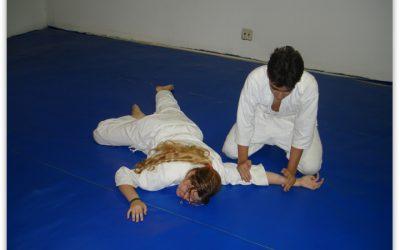Treinamento de Aikido no Dojo Alberto Ferreira | Nova Iguaçu