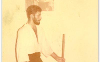 Antigo Dojo do Sensei Shikanai da Rua Aurelino Leal | Niterói | Anos 70