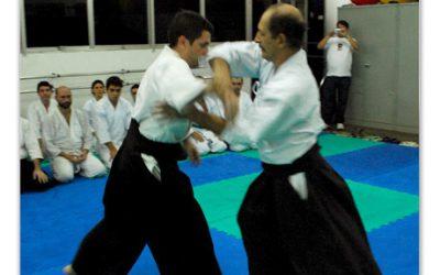 Treino Mensal e Homenagem aos 30 anos de Aikido do Prof. Alberto Ferreira | Clube Militar – Sede Esportiva – Jardim Botânico, RJ | 13/09/2008