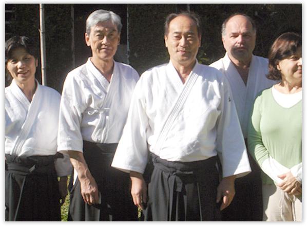 Gasshuku Inakoshi Sensei | Tchozan Dojo | 26/27 de Julho de 2008