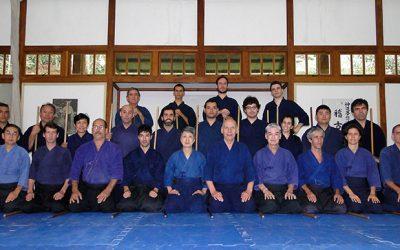 7 a 9 JUN 2012 Gasshuku Phil Sensei [AMAI] | EN Dojo, BH