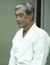 Shihan Ichitami Shikanai, 7º Dan - Atual Presidente do A,R.J. (Aikido Rio de Janeiro)