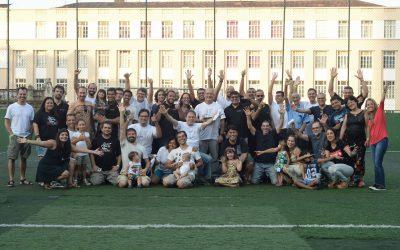 Aniversário do Prof. Alberto e comemoração pelos 40 anos de Aikido